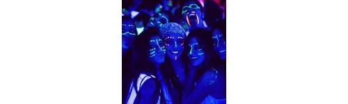 UV Glow / Glow in the Dark Products