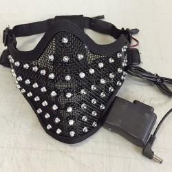 Individual LED Flashing Face Mask