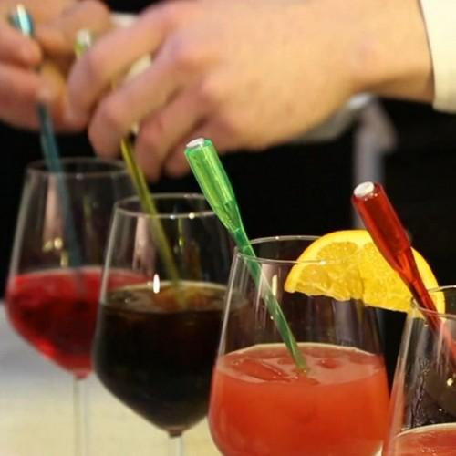 Case of 240 Reusable Cocktail Sparkler Sticks