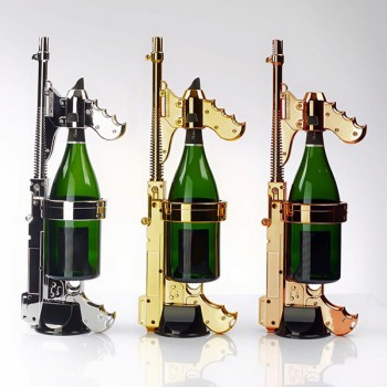 The Champagne Gun