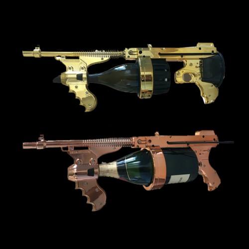 The Champagne Gun 750ml Adaptor