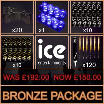 Bronze Bar Package