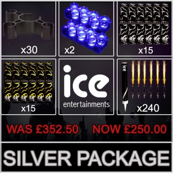 Silver Bar Package