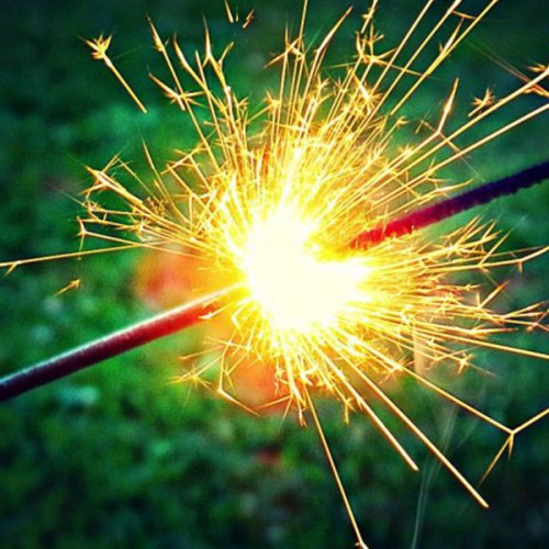 Giant Outdoor Sparklers (Pack of 5 Sparklers)