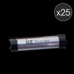 Case of 25 Ice Rods