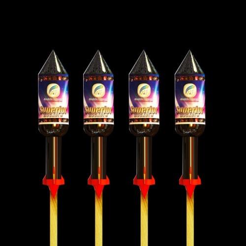 AF Superior Rockets (Pack of 4)