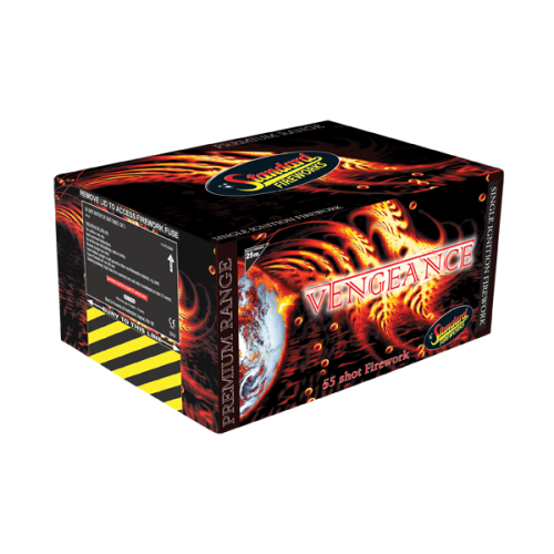Vengeance Single Ignition Firework