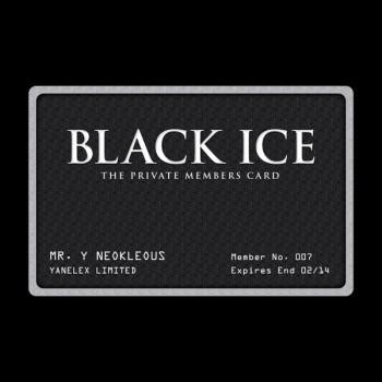 Black Ice Membership Application Form