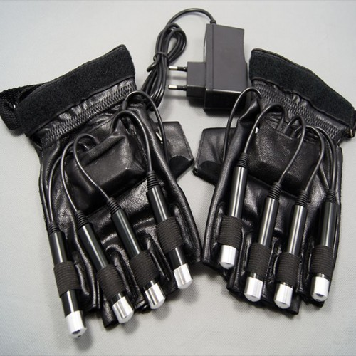 Individual High Powered Laser Gloves