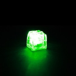 Individual Liquid Activated LED Glow Ice Cube
