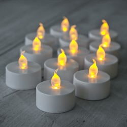 Electronic LED Tea Light Candles