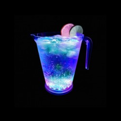 Individual LED Glow Jug Drink Picher