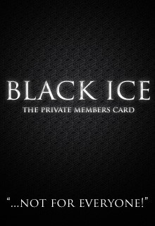 Black Ice Card