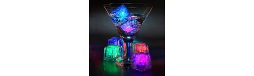 LED Glow Ice Cubes