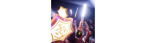 LED Glow NITE SPARX Bottle Baton