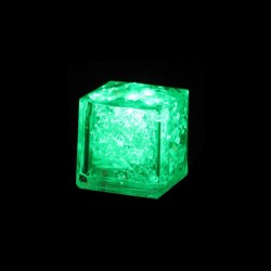 Individual Switch Activated LED Glow Ice Cube